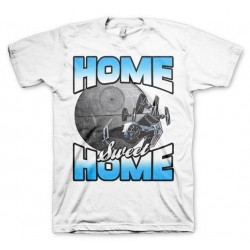 STAR WARS - T-Shirt Home Sweet Home - White (S) 156438  T-Shirts