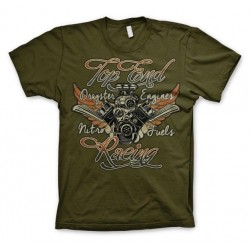 LIFESTYLE - T-Shirt Top End Racing (XXL) 156395  T Shirts alles