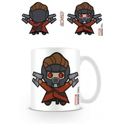 MARVEL - Mug - 315 ml - Kawaii Star Lord 170252  Drinkbekers - Mugs