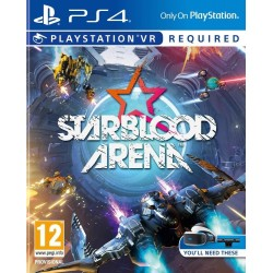 Starblood Arena ( Playstation VR ) 156316  Playstation 4