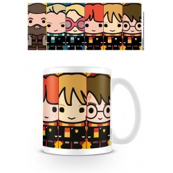 HARRY POTTER - Mug - 300 ml - Kawaii Witches and Wizards 156289  Harry Potter Bekers