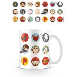 HARRY POTTER - Mug - 300 ml - Kawaii Circles 156286  Drinkbekers - Mugs