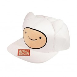 ADVENTURE TIME - Cap - Big Face Finn