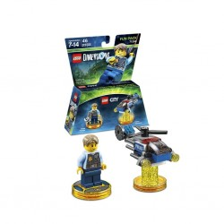 LEGO DIMENSIONS - Fun Pack - Chase Mc Cain - Lego City Undercover 156279  Lego Dimensions