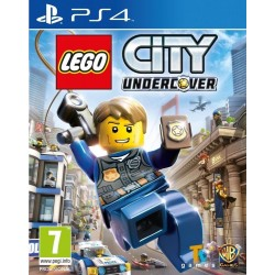 LEGO City Undercover 156183  Playstation 4