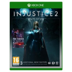 Injustice 2 - Deluxe Edition - Xbox One  156047  Xbox One