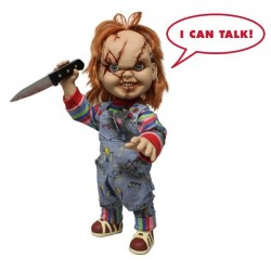 HORROR - Child's Play - Chucky Bad Guy with Sound - 38cm