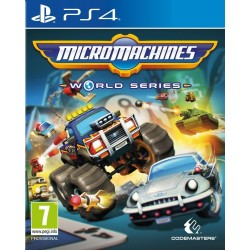 Micro Machines World Series 155881  Playstation 4