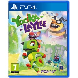 Yooka-Laylee 155865  Playstation 4