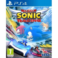 Team Sonic Racing - Playstation 4 170214  Playstation 4