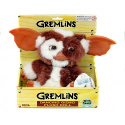 GREMLINS - DANCING GIZMO with Sound Plush - 20cm