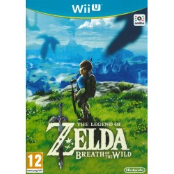 Zelda Breath of The Wild 155712  Nintendo Wii U