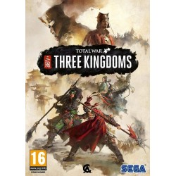 Total War Three Kingdoms - PC DVD ROM  171616  PC Games