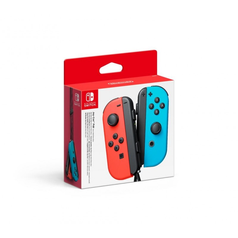 Joy-Con Pair Red & Blue 155614  Switch Controllers