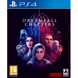 Dreamfall Chapters 155576  Playstation 4