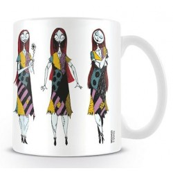NIGHTMARE BEFORE CHRISTMAS - Mug - 315 ml - Sally Poses 155441  Drinkbekers - Mugs