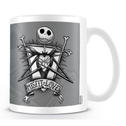 NIGHTMARE BEFORE CHRISTMAS - Mug - 315 ml - Misfit Love 155440  Drinkbekers - Mugs
