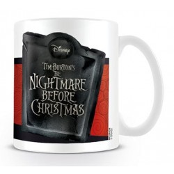 NIGHTMARE BEFORE CHRISTMAS - Mug - 315 ml - Jack Banner 155438  Drinkbekers - Mugs