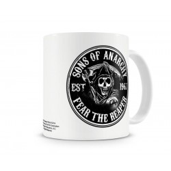 SONS OF ANARCHY - Mug - Fear the Reaper 155313  Drinkbekers - Mugs