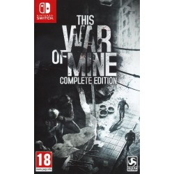 This War of Mine 170170  Nintendo Switch