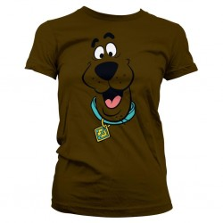 SCOOBY-DOO - T-Shirt Scooby Doo Face - GIRL (XL) 155288  T-Shirts Vrouwen