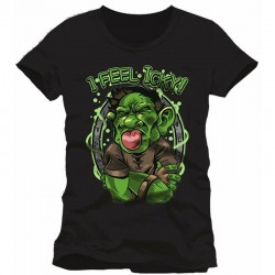 HEARTHSTONE - T-Shirt I Feel Icky (M)