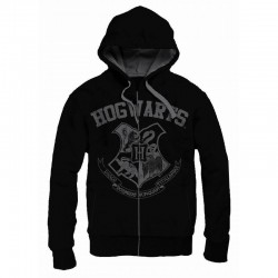 HARRY POTTER - Sweat Hogwarts School Vintage (M)