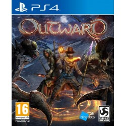 Outward - Playstation 4  171612  Playstation 4