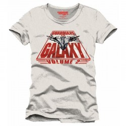 GUARDIANS OF THE GALAXY - T-Shirt Milano Patch (M)