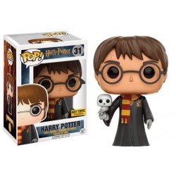 HARRY POTTER - Funko Pop N° 31 - Harry with Hedwig LIMITED