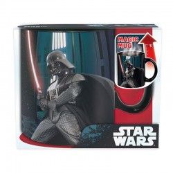 STAR WARS - Mug Heat Change 460 ml - Darth Vader 155004  Drinkbekers - Mugs