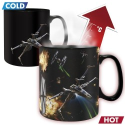 STAR WARS - Mug Heat Change 460 ml - Space Battle 155003  Drinkbekers - Mugs