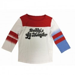 SUICIDE SQUAD - T-Shirt Daddy's Lil Monsters (L) 154958  T-Shirts