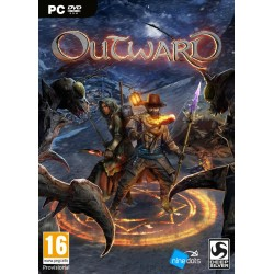 Outward - PC DVD ROM  171611  PC Games