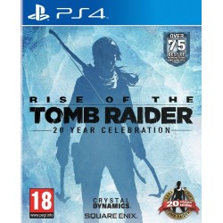 Rise of the Tomb Raider 154880  Playstation 4