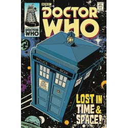 DOCTOR WHO - Poster 61X91 - Lost in Time & Space 170126  Posters
