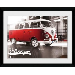 VW - Collector Print 30X40 - VW Camper 154807  Posters
