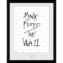 PINK FLOYD - Collector Print 30X40 - White Wall 154754  Collector Print Canvas