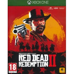 Red Dead Redemption 2 154752  Xbox One