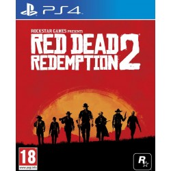 Red Dead Redemption 2 154751  Playstation 4