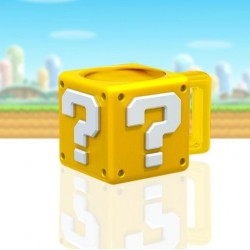 NINTENDO - Question Block 3D Mug 154733  Drinkbekers - Mugs