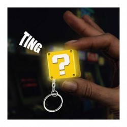 NINTENDO - Question Block Keyring Light 154731  Deco, Wand, Kamer & Nacht Lampen