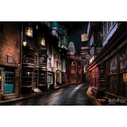 HARRY POTTER - Poster 61x91 - Diagon Alley 170111  Posters
