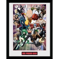 ONE PUNCH MAN - Collector Print 30X40 - Key Art 154587  Posters