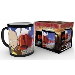 ONE PUNCH MAN - Mug Heat Change 300 ml - Saitama 154578  Bekers en Glazen