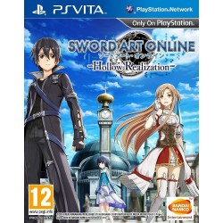 Sword Art Online Hollow Realization 154573  PSVita