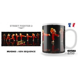 STREET FIGHTER - Mug - Ken Sequence 154568  Street Fighter