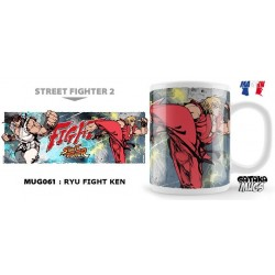 STREET FIGHTER - Mug - Ryu Fight Ken 154566  Street Fighter