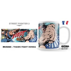 STREET FIGHTER - Mug - Thawk Fight Honda 154565  Street Fighter
