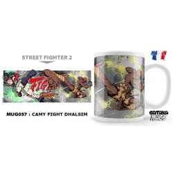 STREET FIGHTER - Beker - Camy Fight Dhalsim